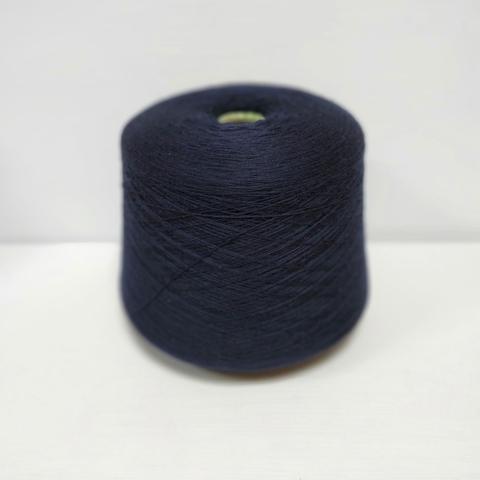 Lana Gatto, Harmony woolmar, Меринос 100%, Очень темный фиолетово-синий, 2/30, 1500 м в 100 г