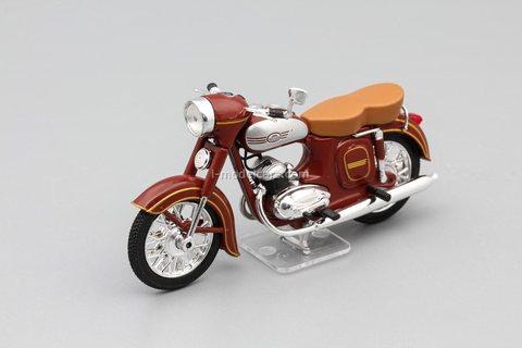 Motorcycle Jawa 354-04 1:24 DeAgostini Moto Legends USSR #2