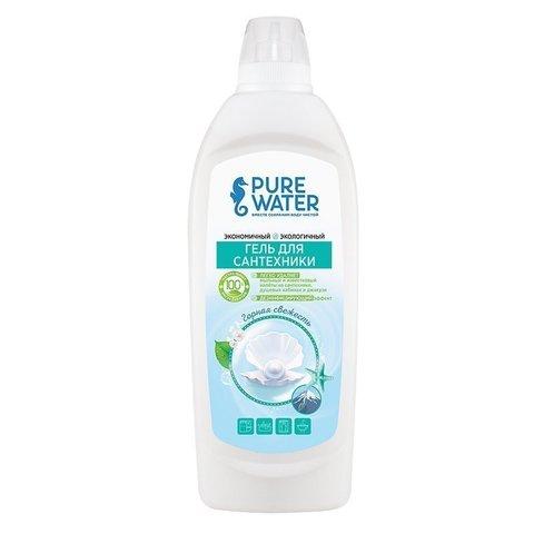 Гель для сантехники торговой марки Горная свежесть 500 мл (Pure water)