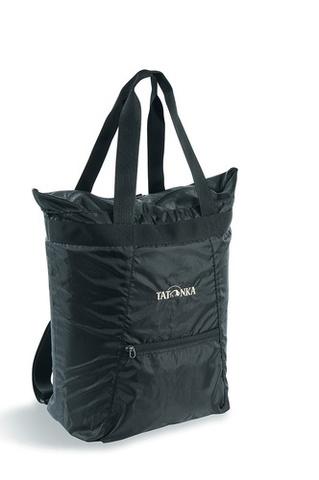 Картинка сумка городская Tatonka MARKET BAG black - 1