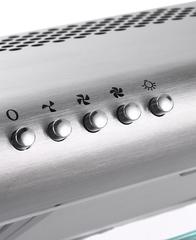 Вытяжка LEX Simple 500 Inox - управление
