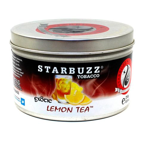 Табак для кальяна Starbuzz Lemon Tea 250 гр.