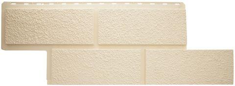 Фасадная панель Альта Профиль Неаполь Песчаный 1250х450 мм