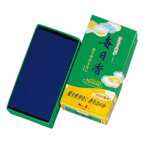 Японские благовония Mainichiko Natural