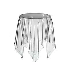 Прозрачная скатерть на стол (гибкое стекло) 120*80 см