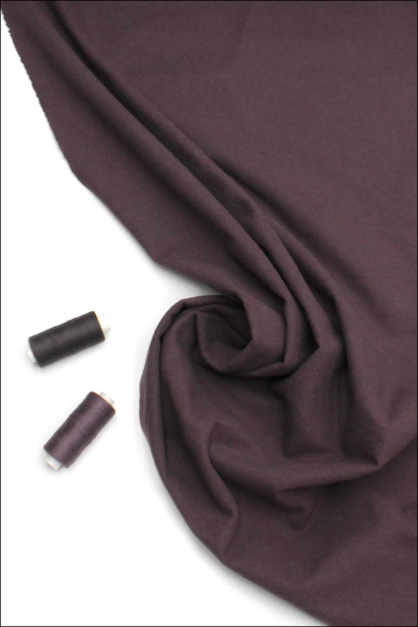 Фланель пыльно-фиолетовый
