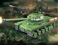 Конструктор Танки Второй Мировой войны тяжелый Советский Танк ИС-2М