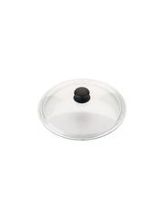 Крышка стеклянная жаропрочная без ободка Dutamel диаметр 20 см DTM-032