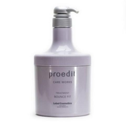 Маска для волос линии PROEDIT HAIR TREATMENT BOUNCE FIT 600 мл