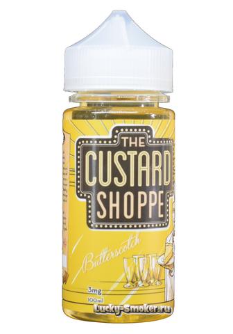 The Custard Shoppe 100 мл Butterscotch