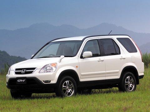 Чехлы на Honda CR-V 2001–2007 г.в.