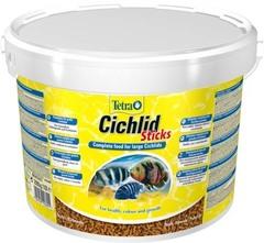 Корм для всех видов цихлид, TetraCichlid Sticks, в палочках