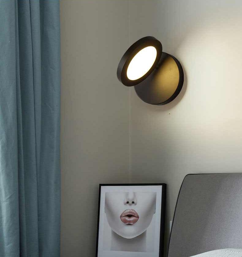Настенный светильник Folding by Light Room (черный)
