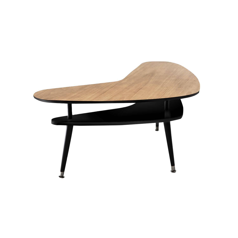 Журнальный стол Бумеранг дуб - вид 15