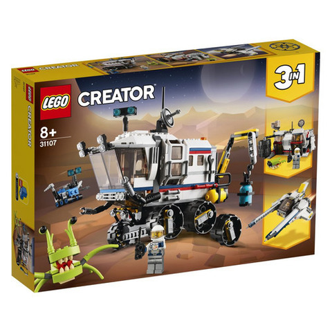 Lego konstruktor Creator Space Rover Explorer