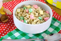Готовый завтрак Super Mario cereal с маршмеллоу 238 гр