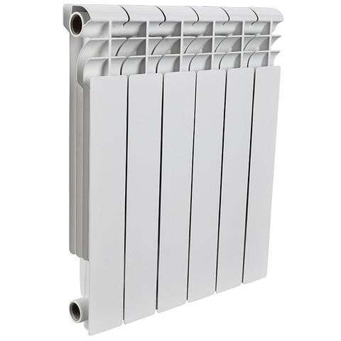Rommer Profi 500, 10 секций - радиатор алюминиевый