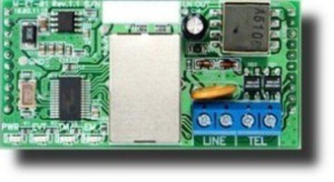 Интернет-модуль Мираж-ЕТ-01