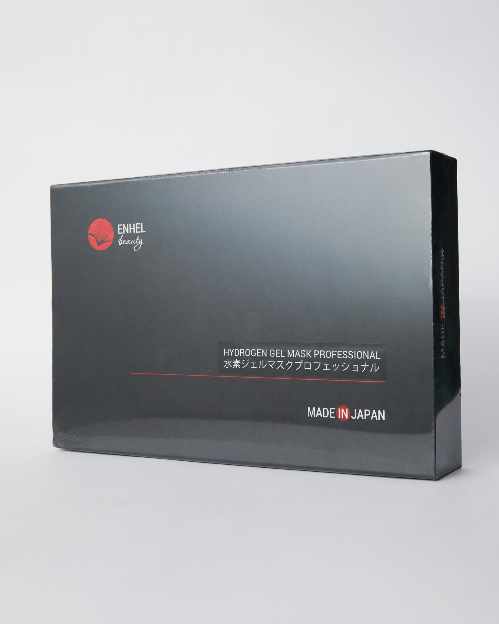 Маска водородная платиновая ENHEL Beauty (4 шт.)