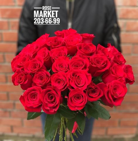31  роза 60 см #1830