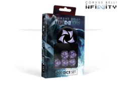 Combined Army D20 Dice Set