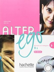 Alter Ego 3 Livre de l'eleve + CD **