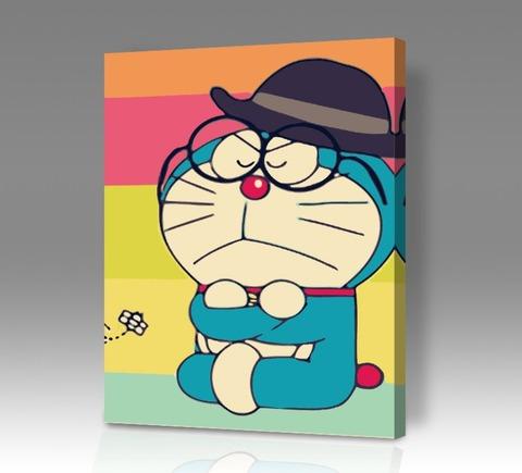 Картина по номерам на холсте Doraemon, 40см*50см