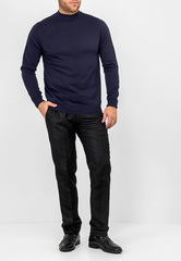 Джемпер мужской G122-4023 (синий)
