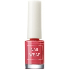 Лак для ногтей The Saem Nail Wear 05 Bright Red 7 мл