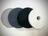 Стропа ПВХ тёмно-серая (лента усиленная)
