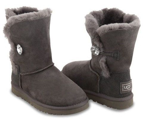 UGG Bailey Bling Grey