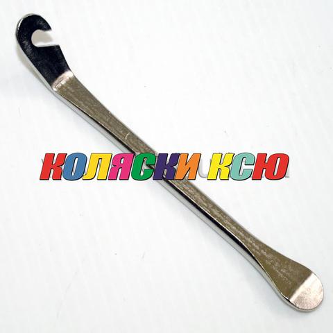 Монтажки металлические для замены покрышек (лопатки/монтировки) №008155 (1 штука)