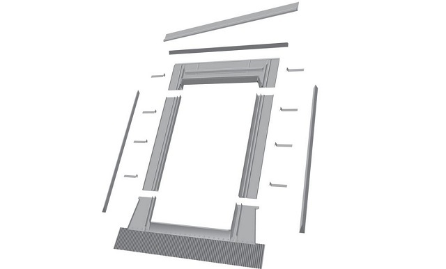 Оклад EZW-P 04 к распашному окну (66х118)