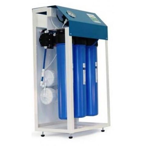 Фильтр Гейзер-Престиж-3-П (мембраны 3х2012-100G, 3 насоса ПД, 20SL, произ-ть 1100 л/с, бак 40л. арт.20255