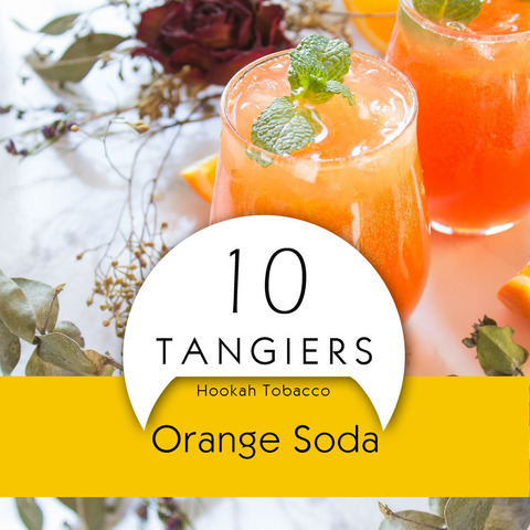 Табак Tangiers 100 г Noir Orange Soda