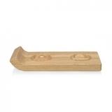 Подставка для сервировки сливок и сахара Brabantia - Wood (дерево), артикул 611841, производитель - Brabantia