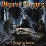 Grave Digger / Healed By Metal (RU)(CD)