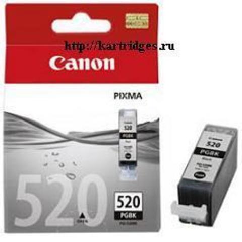 Картридж Canon PGI-520Bk