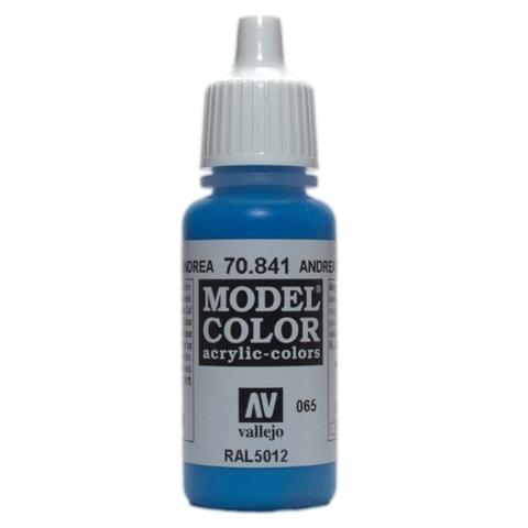 Model Color Andrea Blue 17 ml.