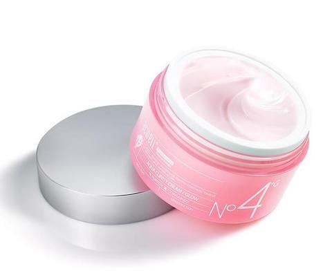 Купить ACWELL Aqua Сlinity Сream Glow №4 - Увлажняющий крем c эффектом сияния