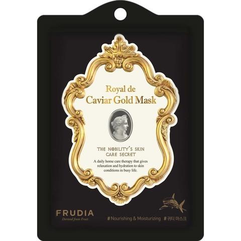 Frudia Фрудиа Роял Омолаживающая маска с экстрактом икры и золотом (1шт)