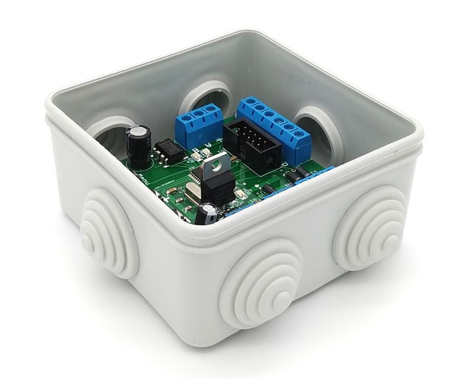 Контроллер Смартагродом Точка-1