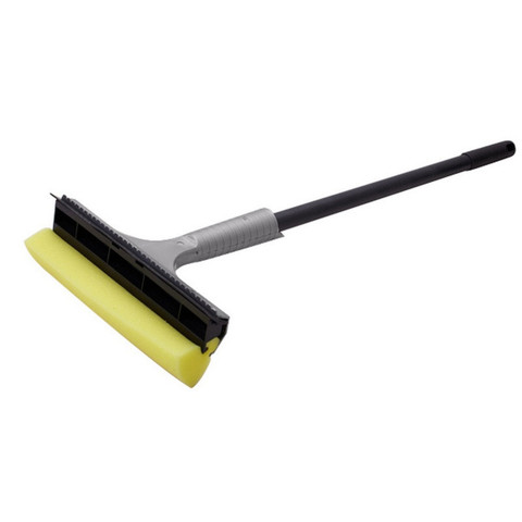 Швабра для мытья окон Svip с губкой и сгоном (рабочая часть 44 см, рукоятка 44 см)
