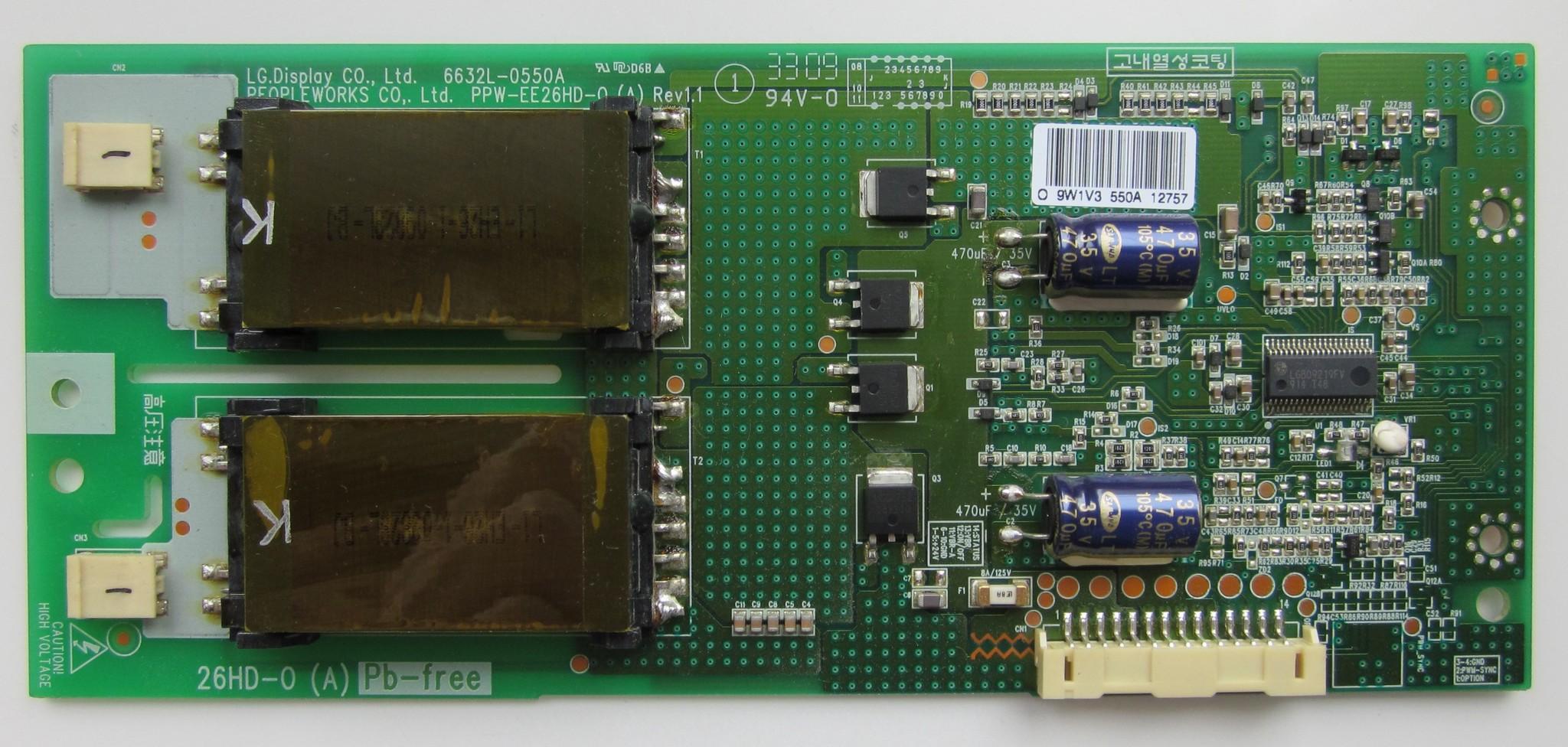 6632L-0550A
