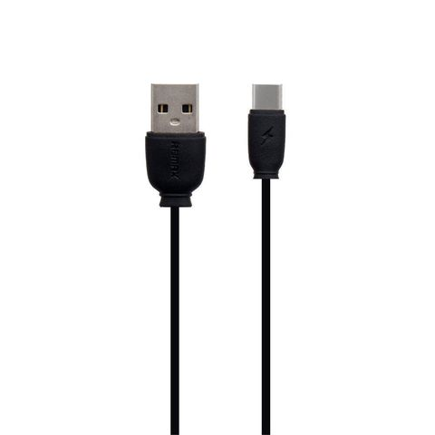 USB кабель Type C Remax RC-134a /black/