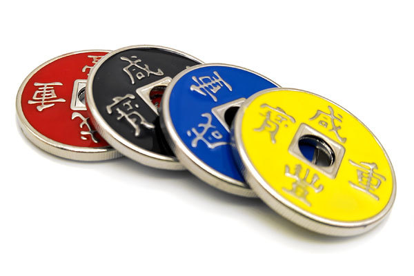 Shell монеты