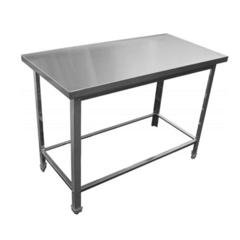 СПО (по) -10-7 Стол производственный  (1000х700х870 мм.) (обвязка)
