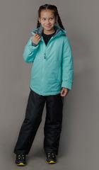 Детский тёплый прогулочный лыжный костюм Nordski Jr.Montana Sky