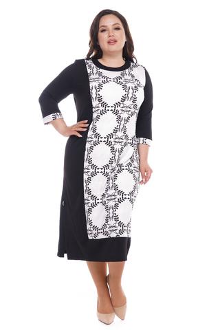 Платье-4893