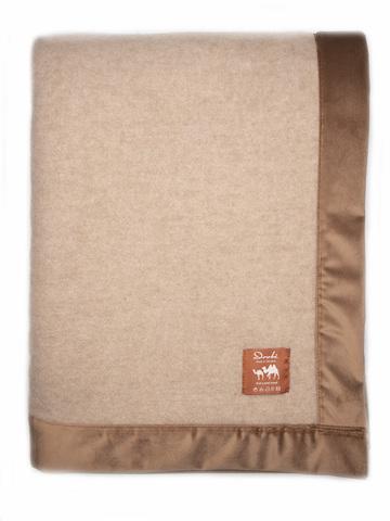 Одеяло из пуховой шерсти молодого верблюда MARCO 1-02 DROBE Литва